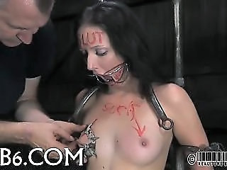Lusty Collaring For Sweet Babe