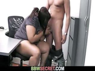 "Married boss bangs his fat black secretary"" target=""_blank"
