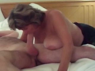 """Busty Mature Swallows All of Big Young Cock"""" target=""""_blank"""