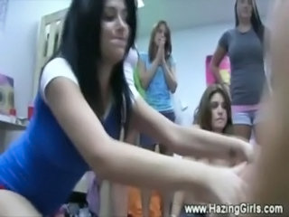 New girls get fucked from behind by the frat boys free