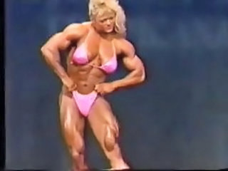 huge female bodybuilder