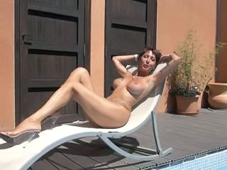 Tattoo MILF puts out in adult cinema Sex Tubes