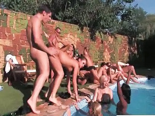 Group Sex With White Girls And Ebony Chick Ou