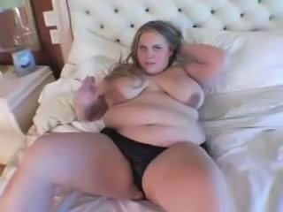 Adorable Blond BBW