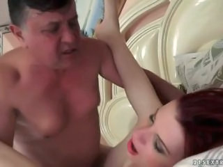 "Grandpas Fuck Teens Compilation real dirty"" class=""th-mov"