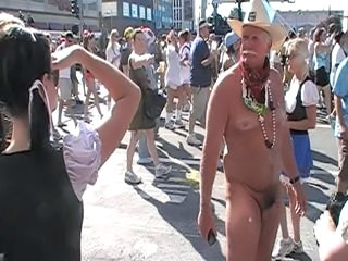 Nude in Public and CFNM