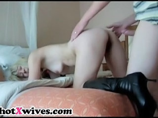Milf Bend Over And Gets Fucked Doggystyle