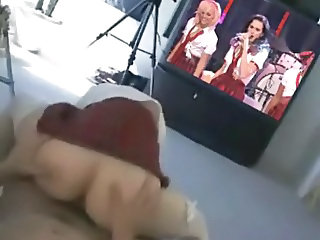 Katy Perry fucked in schoolgirl outfit