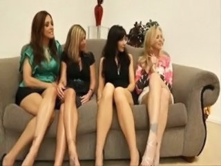 COUGARS ORGY (2012)