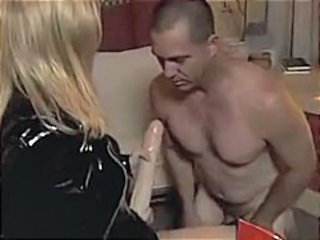 Compilation of nasty mistresses giving guys a strapon fuck