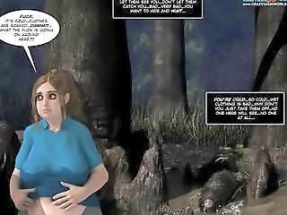 3d Comic: Langsuir Chronicles. Episode 16