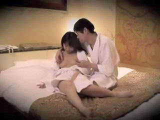 Young Wife caught cheating in a hotel room