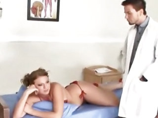 Ava Rose Fucks The Doctor