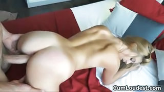 Cock Loving Spanish Girl Gets Fucked