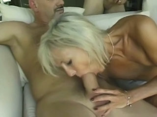 More Of The Nice Blonde Mature With Stif...