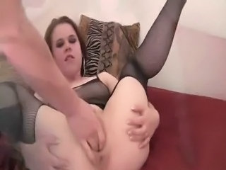 Fist fucking for her 20th birthday