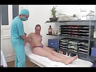 German Doctor thinks she needs an injection