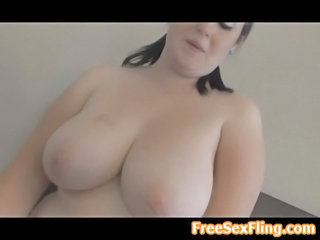 Amateur Bbw Humping And Pumping On Top Pov