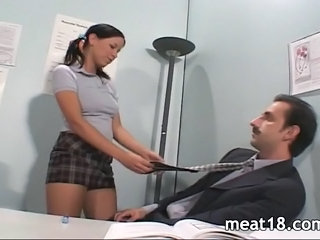 Lovely Has Her Butthole Fucked