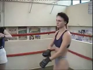 female boxing extreme