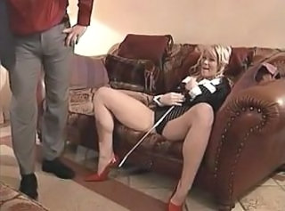 Amazing Banging of German Blonde Whore