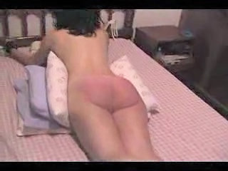 Intense Thrashing Of This Submissive's Ass