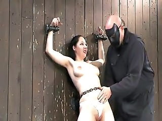Daffy Bound And Torture Motion Inside Pain Pleasure Vid For Maggie Mayhem