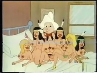 German Western Porno Cartoons (2 Videos)