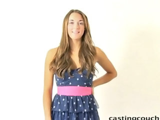 Castingcouch-HD.com - Sally, 19 and Uncomplicated