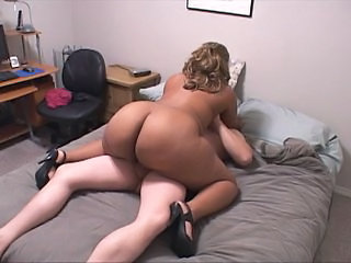 Hi Res Version Big Butt BBW Sasha...