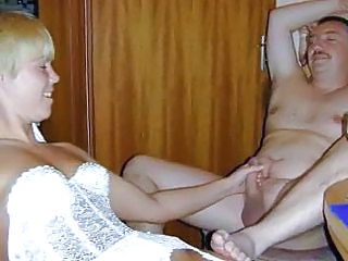 German Handjob Swingers