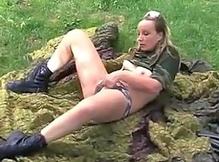 Army MILF Outdoor
