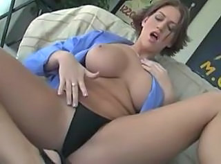 Gorgeous babe with Big tits hardcore POV action