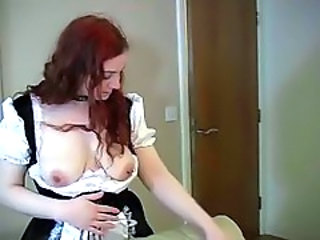 Chubby Maid Natural