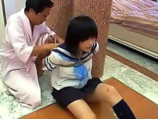 Bondage Japanese School