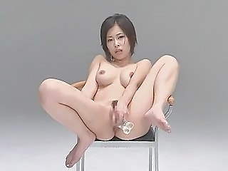 Hairy Japanese Masturbating Squirt