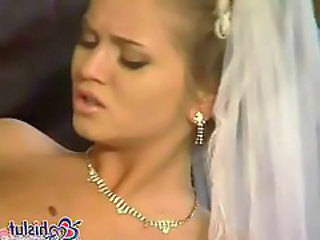Babe Blonde Bride