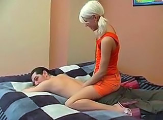 Blonde Creampie Cute Riding Teen Young