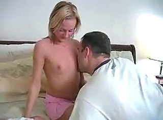 Blonde Small Tits Teen Young
