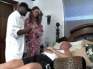 Cuckold Doctor Interracial Wife