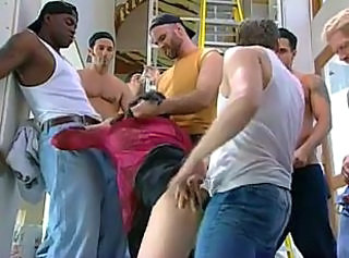 Clothed Gangbang Groupsex Hardcore Interracial