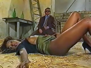 Ebony Forced Hardcore Interracial