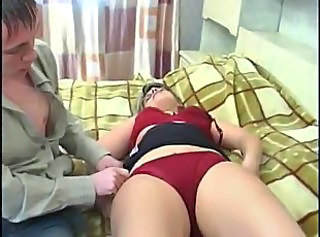 Anal Lingerie Mature Sleeping
