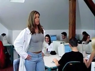 Fantasy Jeans MILF Student Teacher