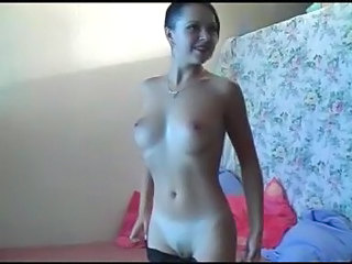 Amateur Cute Homemade Shaved Teen