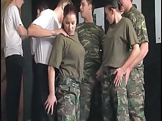Army Groupsex