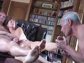 Cuckold Feet Mature Older