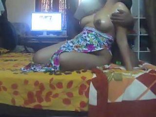 Homemade Indian Mature Natural Wife