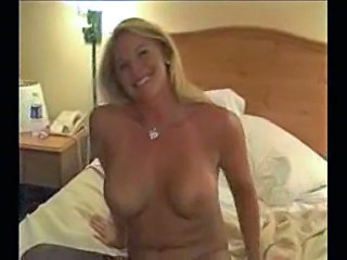 Big Tits Blonde Cuckold Gangbang Wife