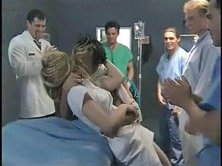 Doctor Gangbang Groupsex Nurse